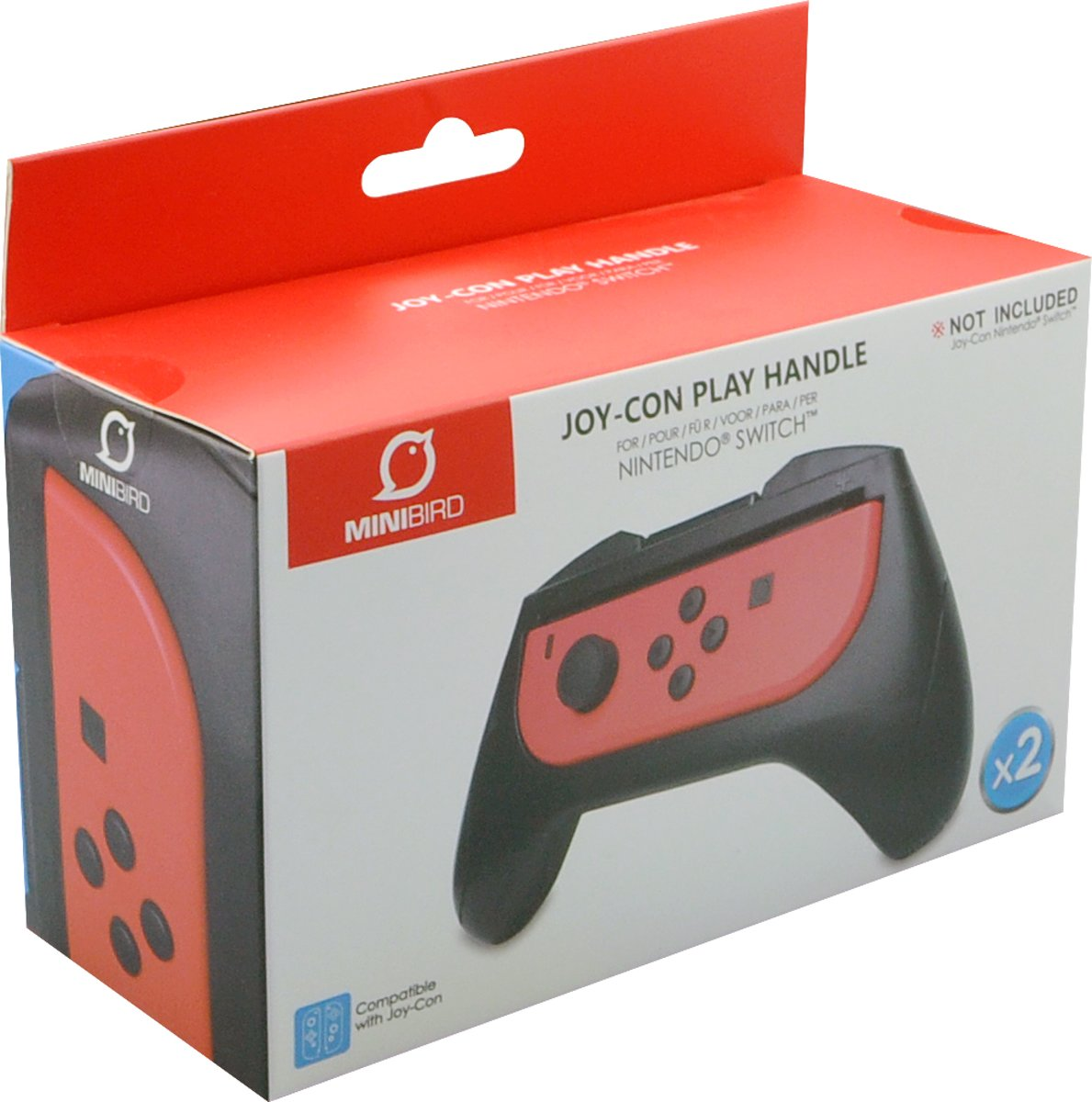 Play Handle for Nintendo Switch JoyCon