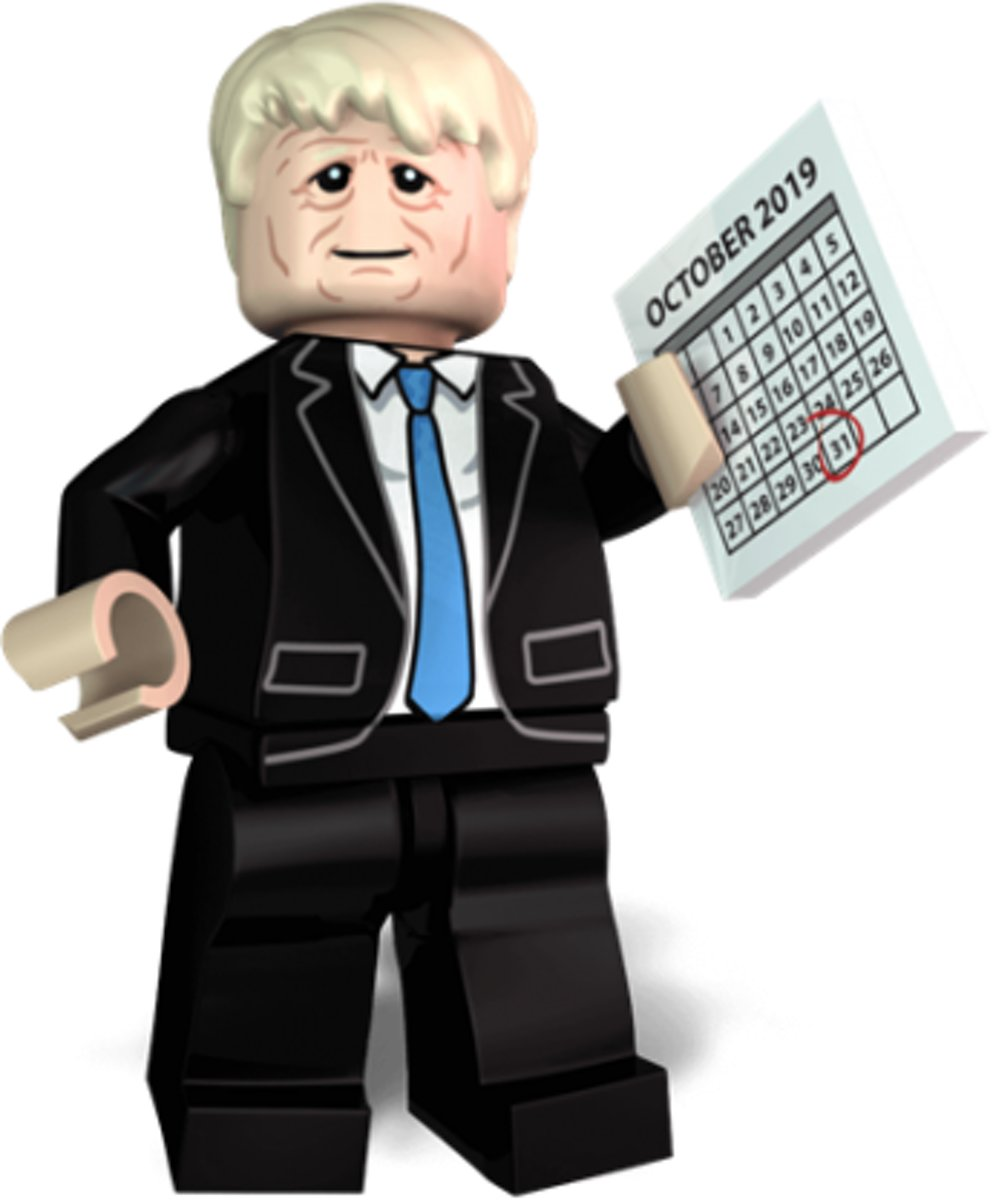 MiniFigures.com Boris Johnson