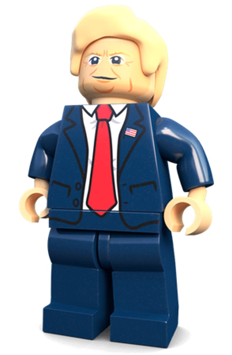 MiniFigures.com Donald Trump