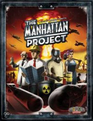 Manhattan Project - Board Game