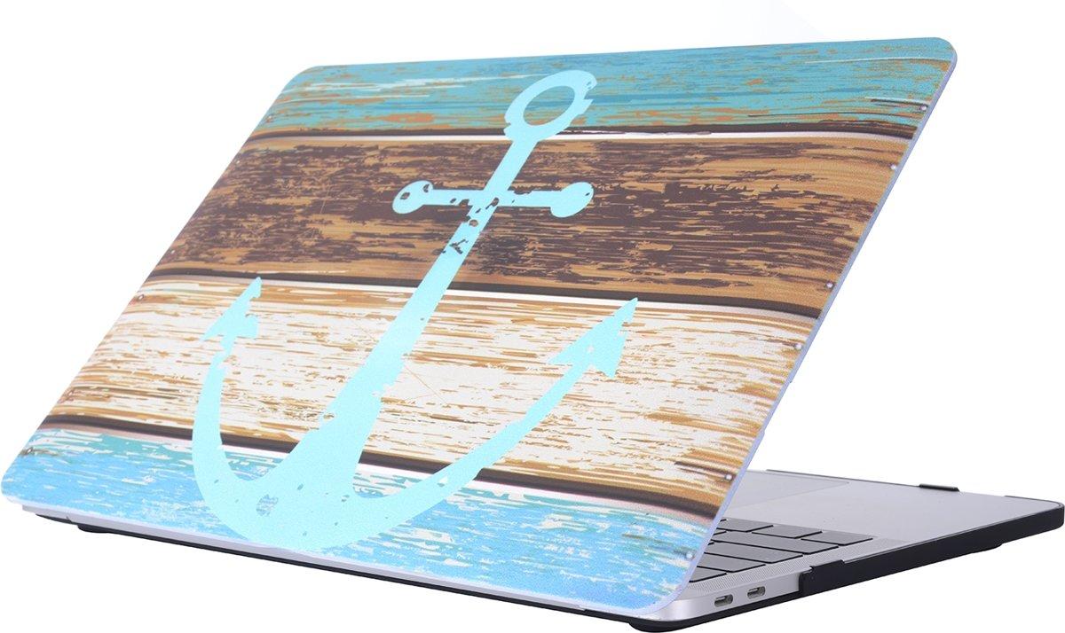d373ddf8030 Mobigear Hardshell Case Anker Macbook Pro 13 inch Thunderbolt 3 (USB ...