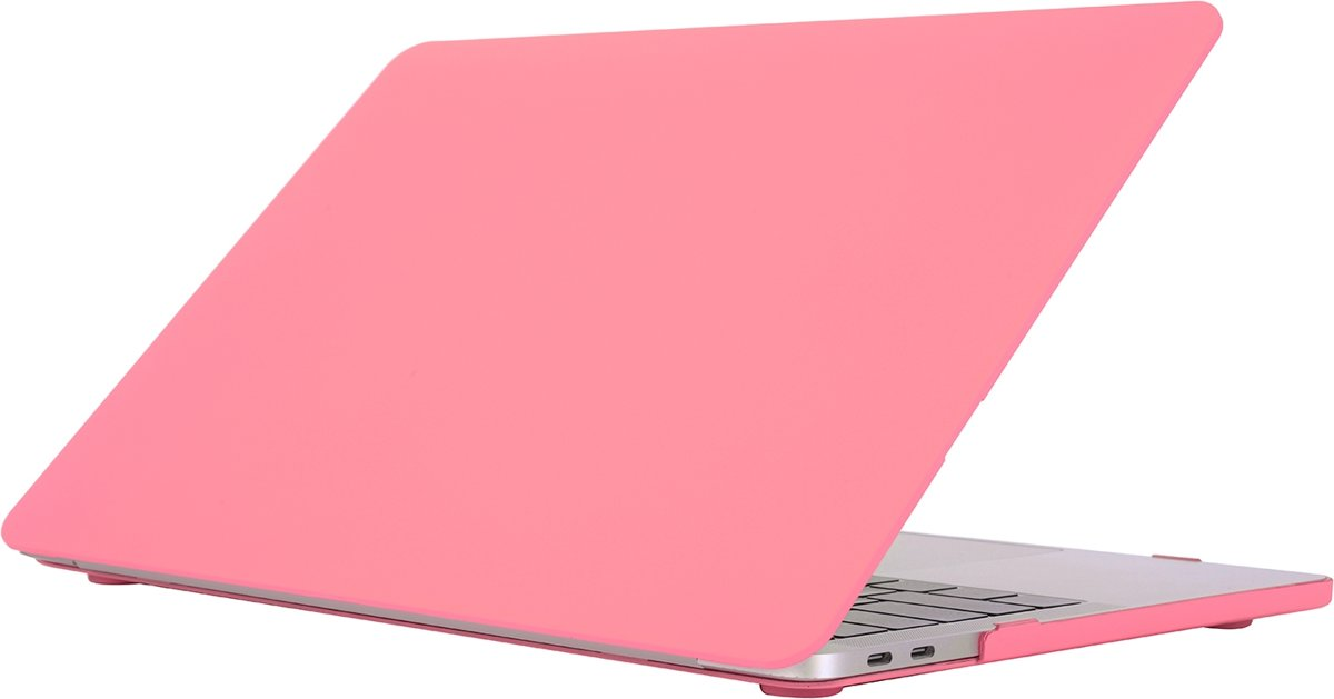Mobigear Hardshell Case Candy Cream pink Macbook Pro 15 inch Thunderbolt 3 (USB-C)