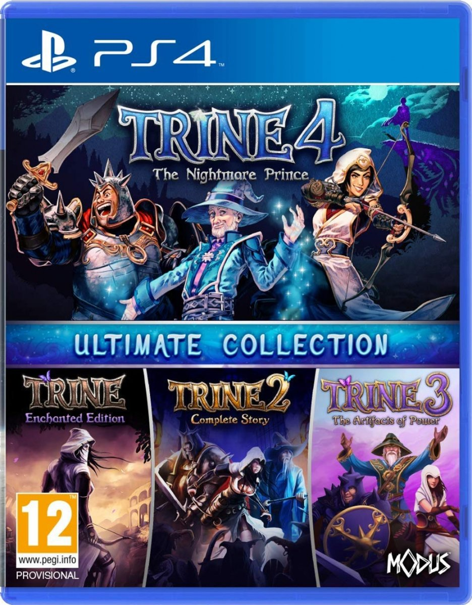 Trine - Ultimate Collection /PS4