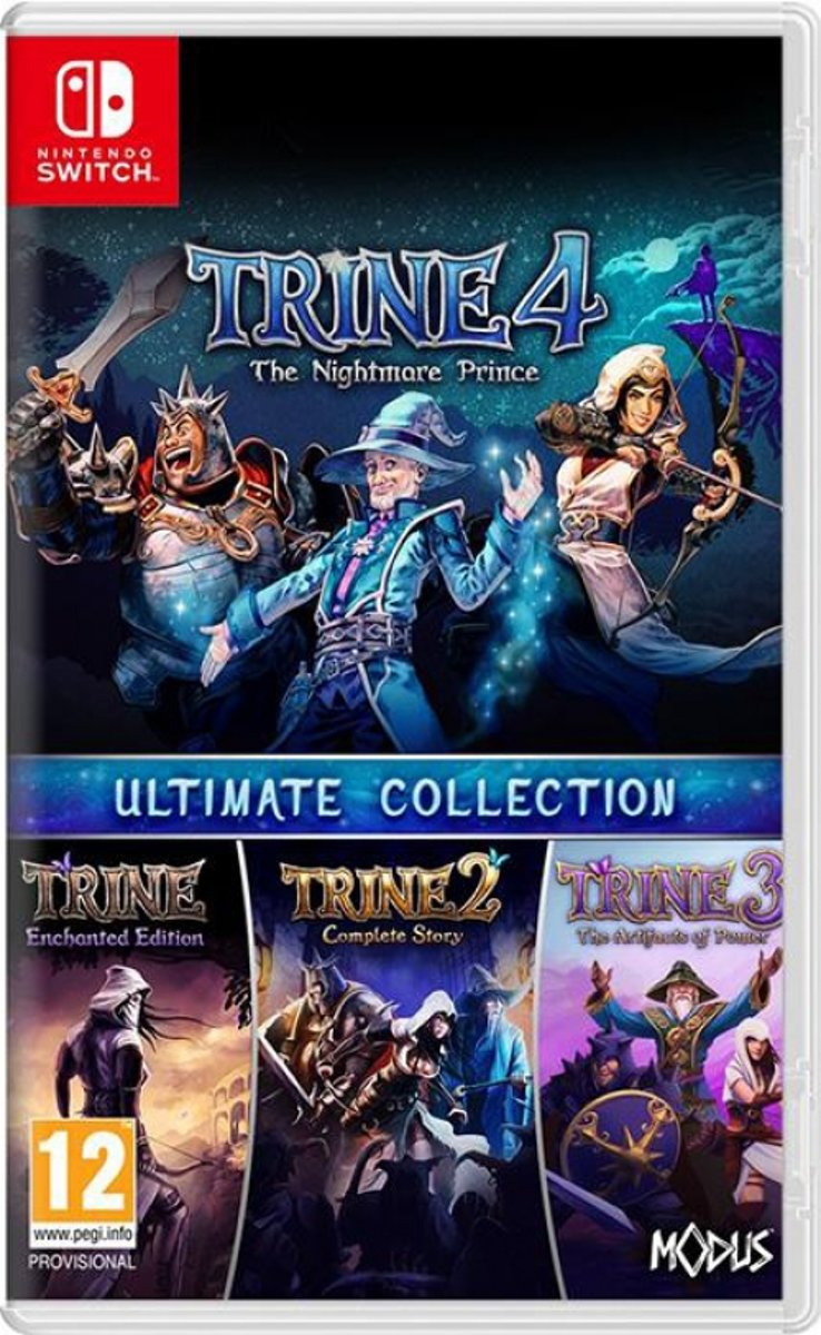 Trine - Ultimate Collection /Switch