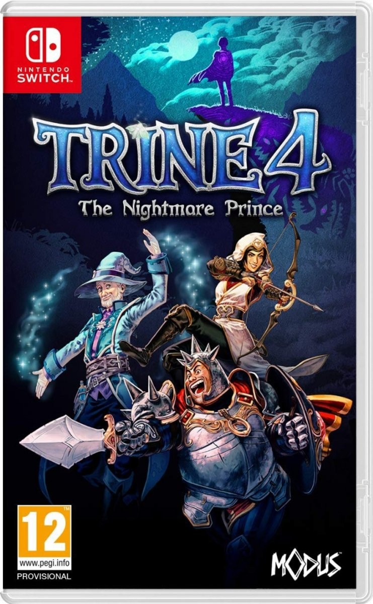 Trine 4: The Nightmare Prince /Switch