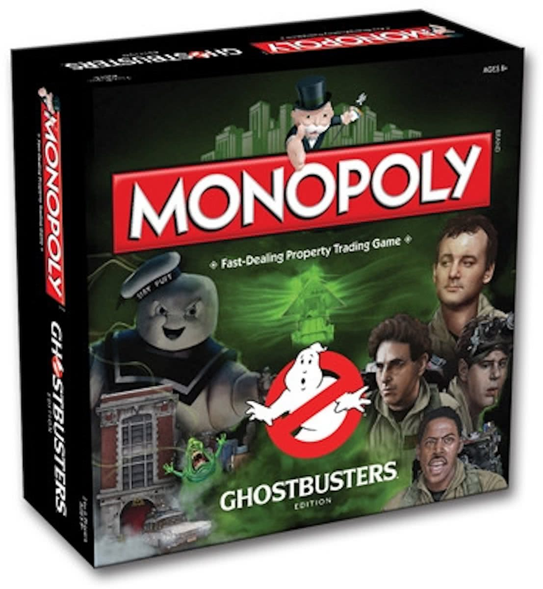 GhostBusters - Monopoly /Toys