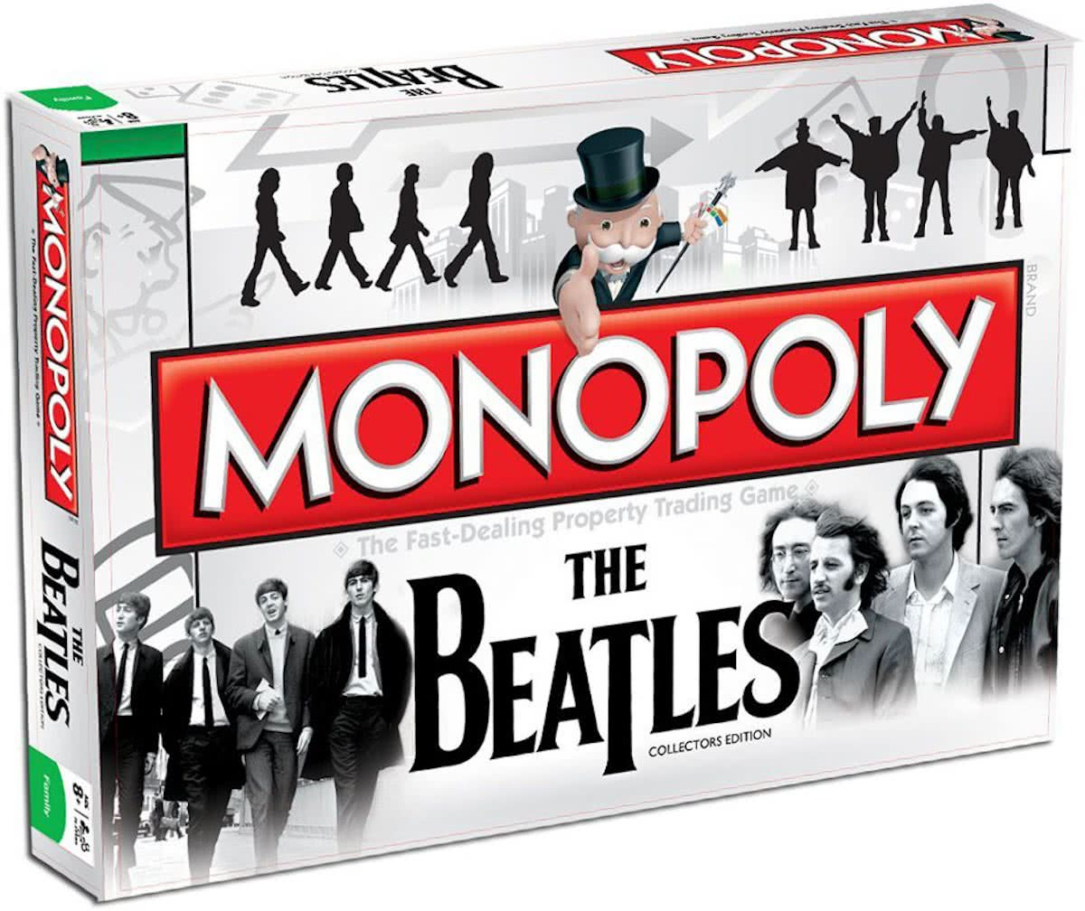 - The Beatles - Bordspel