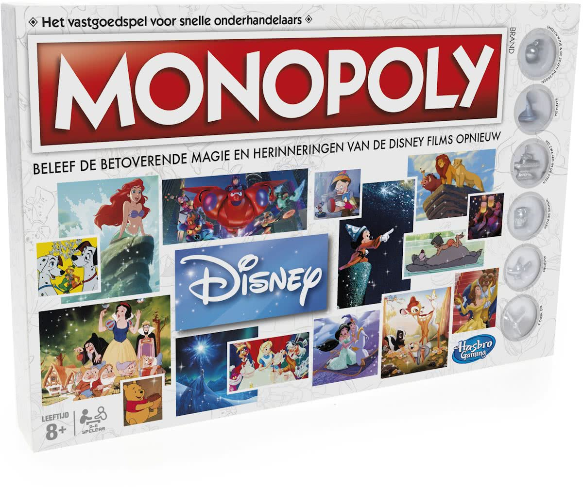 Monopoly Disney - Bordspel
