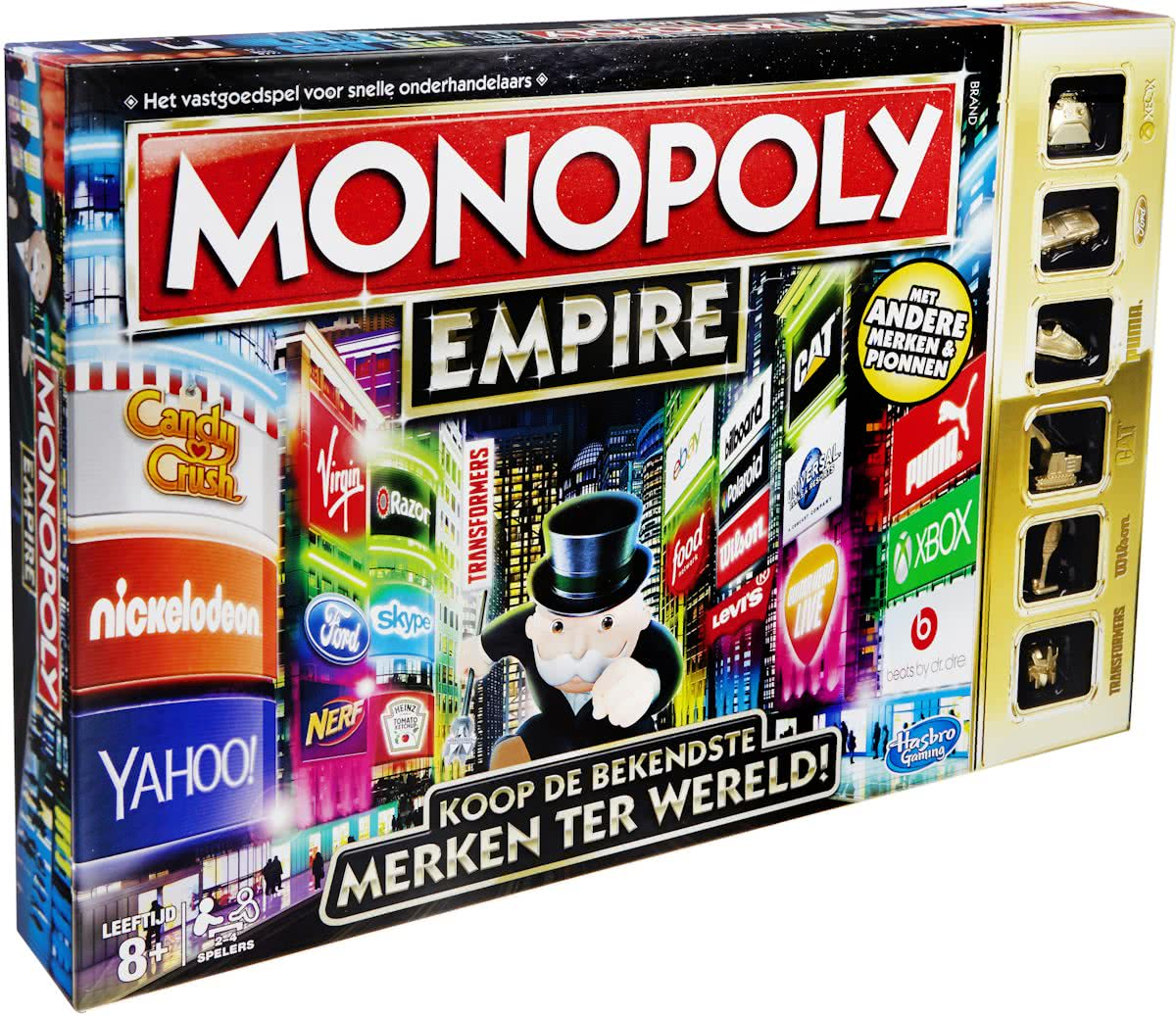 Monopoly Empire - Bordspel