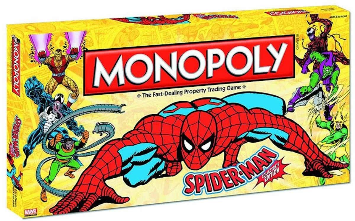 Monopoly Spider-Man Collectors Edition