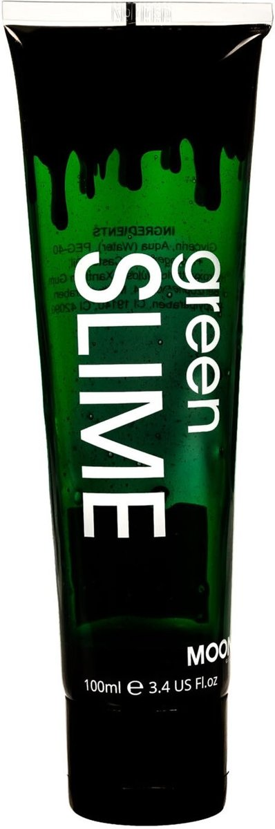 Moon Glow Slijmtube Green Slime 100 Ml Groen