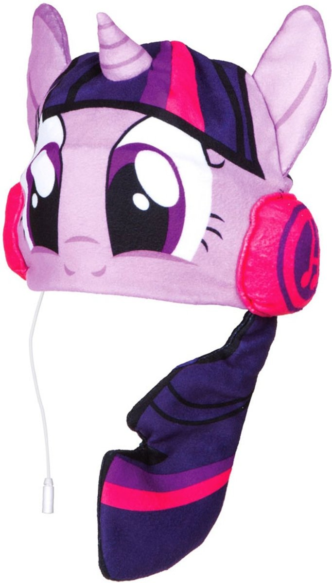 Muts met koptelefoon My Little Pony 3+ jr