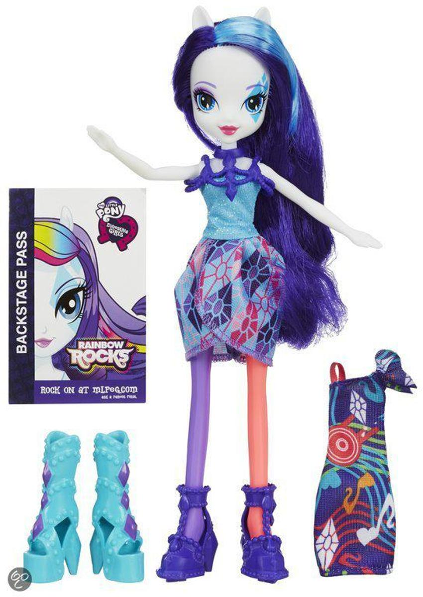 My Little Pony Equestria Girls Fashion Deluxe Rarity