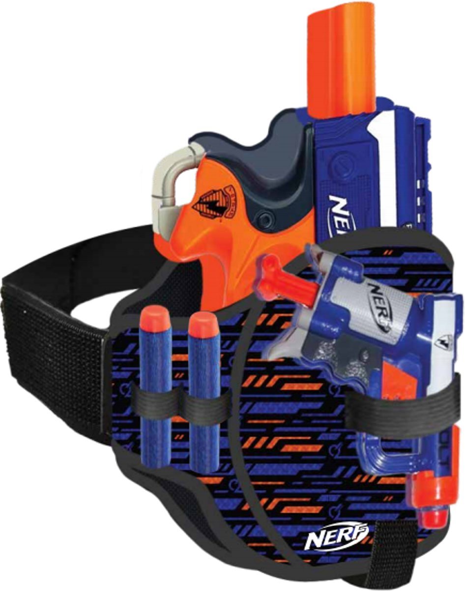 NERF ELITE Small Blaster Holster for Ankle or Wrist