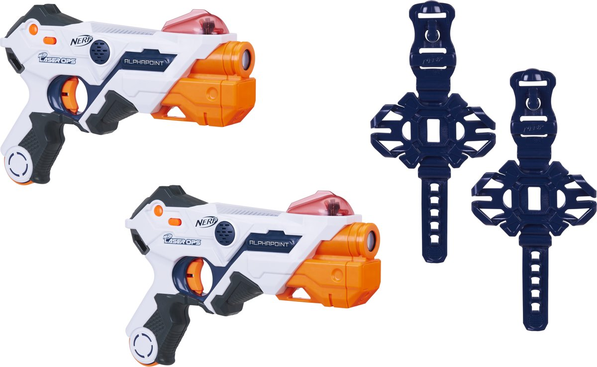 Laser Ops Pro Alphapoint 2 pack - Blaster