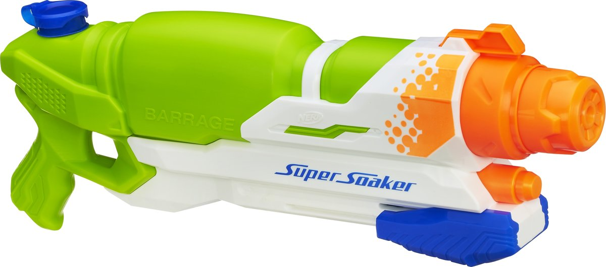 Super Soaker Barrage -