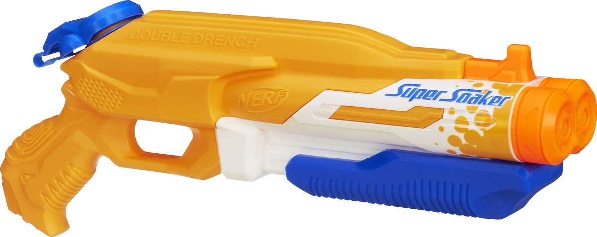Super Soaker Double Drench -