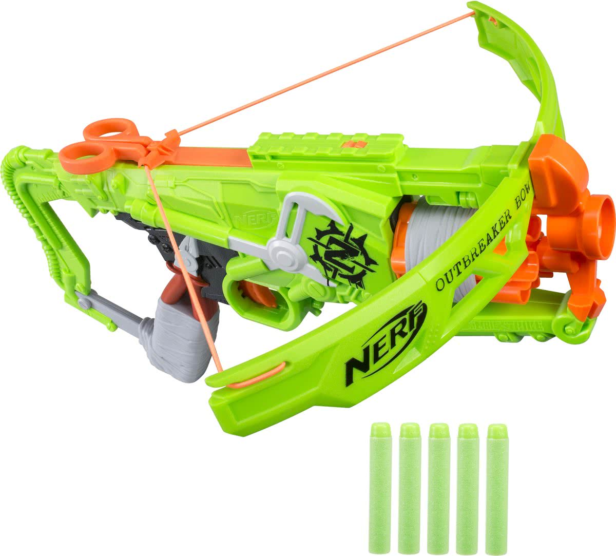 NERF Zombie Strike Outbreaker Bow - Boog