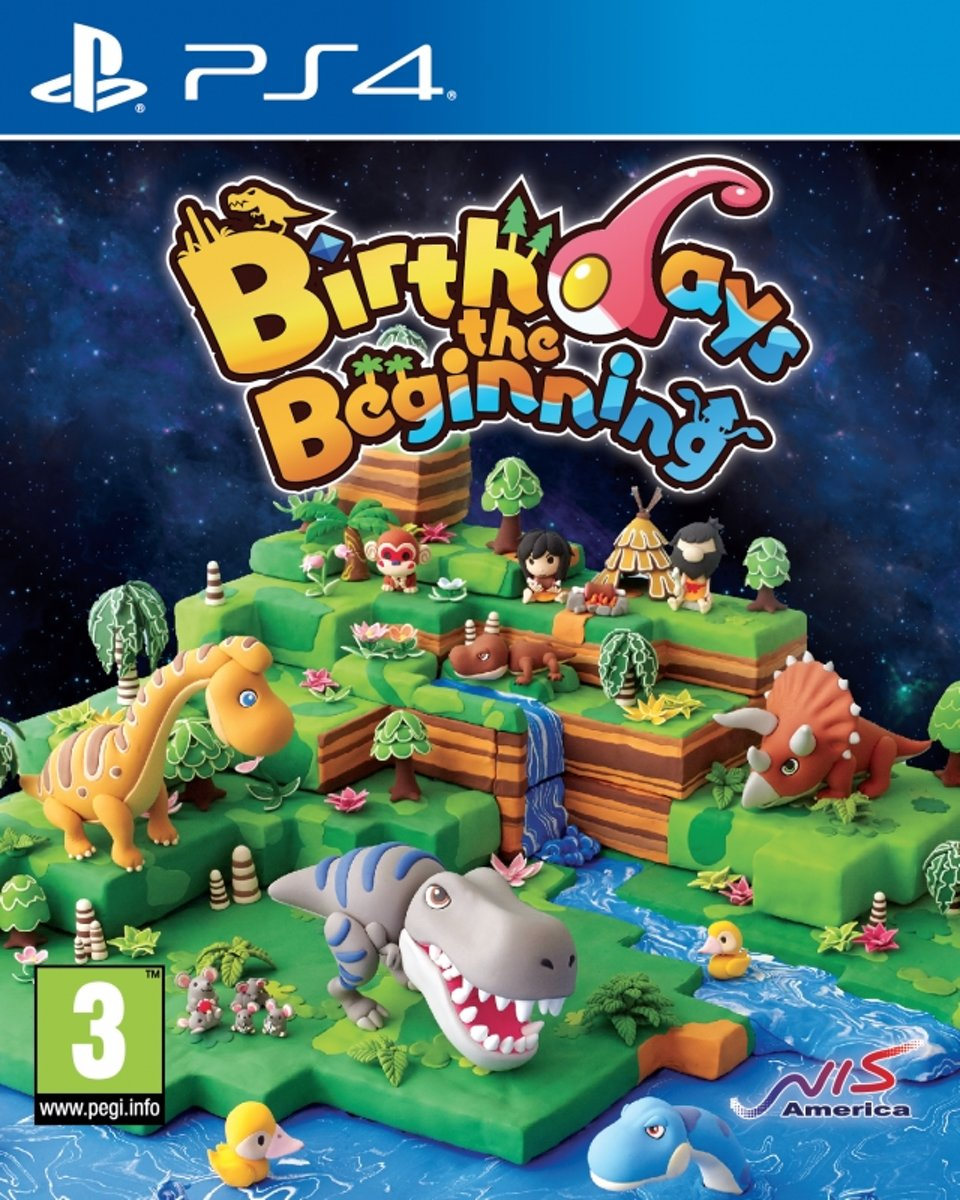 Birthdays the Beginning /PS4