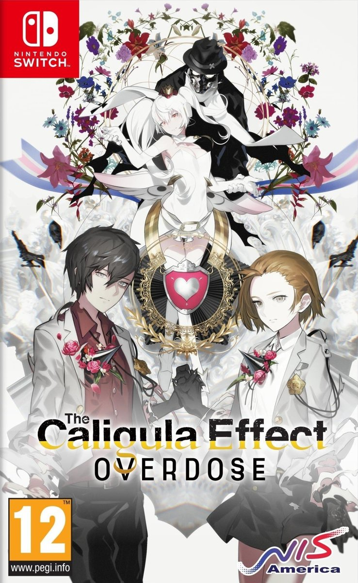 The Caligula Effect: Overdose /Switch