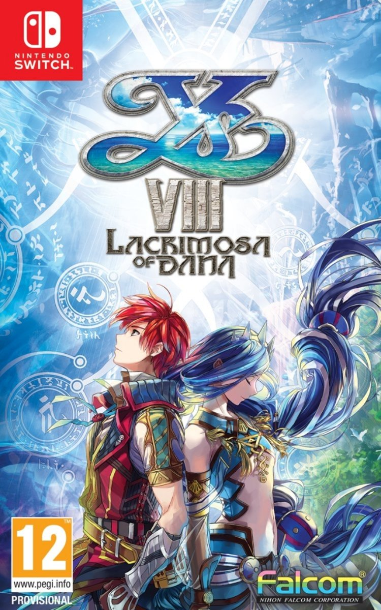 Ys VIII: Lacrimosa of DANA /Switch