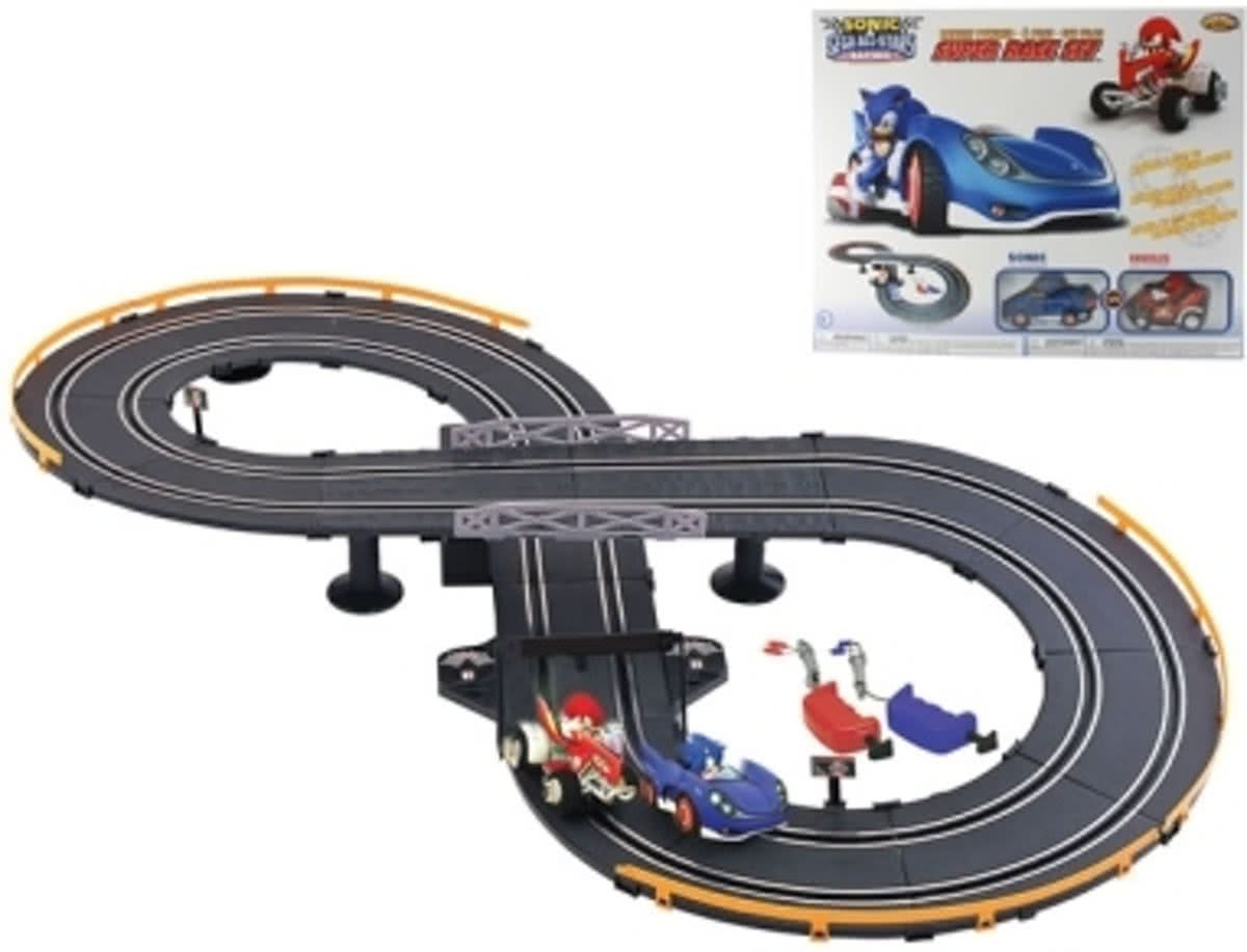 Sonic and Knuckles Racetrack Battery Operated /Toys