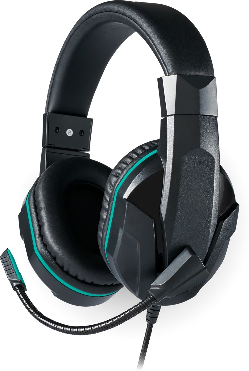 Stereo Gaming Headset voor PC, PS4, Xbox One, Nintendo Switch, Mobile