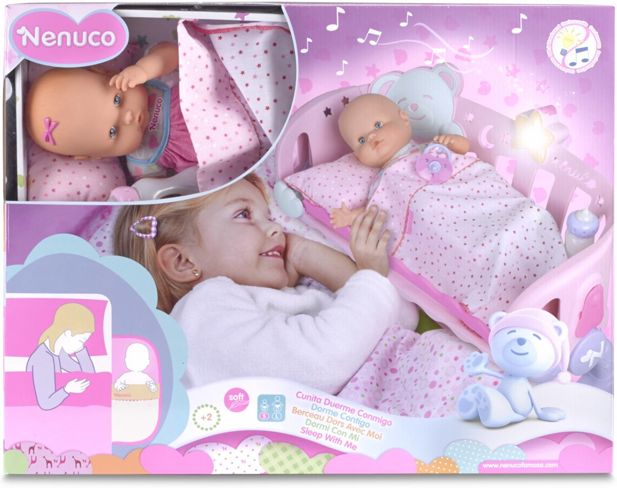 Cradle Sleep W/me 35cm