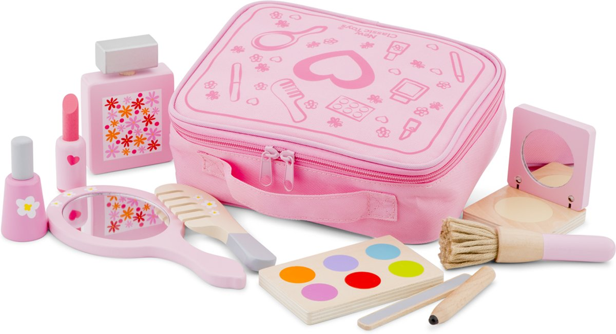 New Classic Toys - Speelgoed Make-Up Set - 11-delig