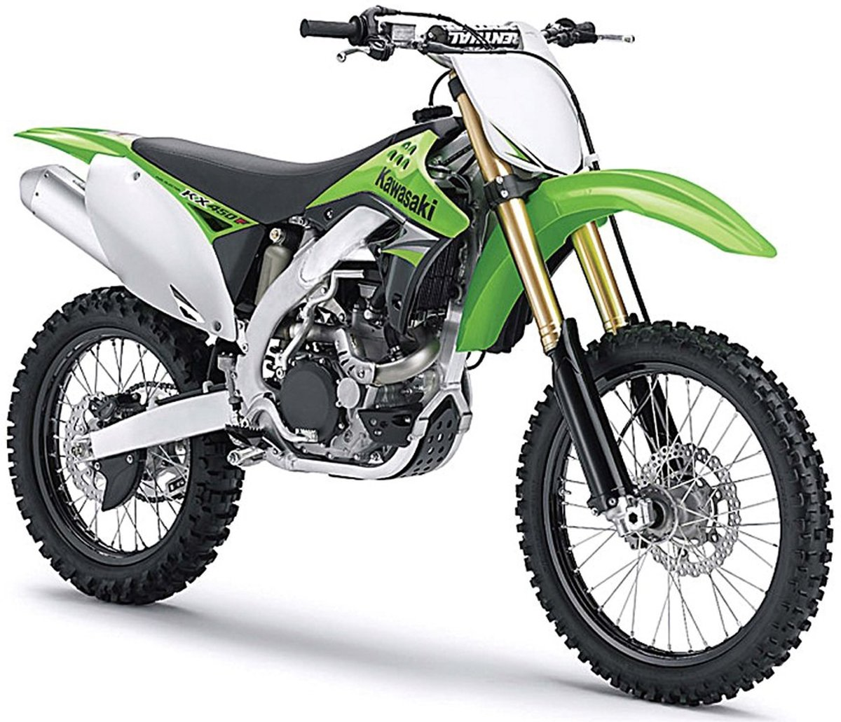 New-Ray Kawasaki KX450F 1:6 49403