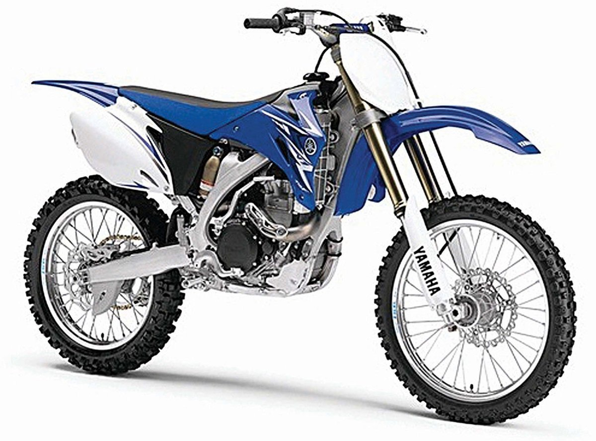 New-Ray Yamaha YZ450F 1:6 (49443)