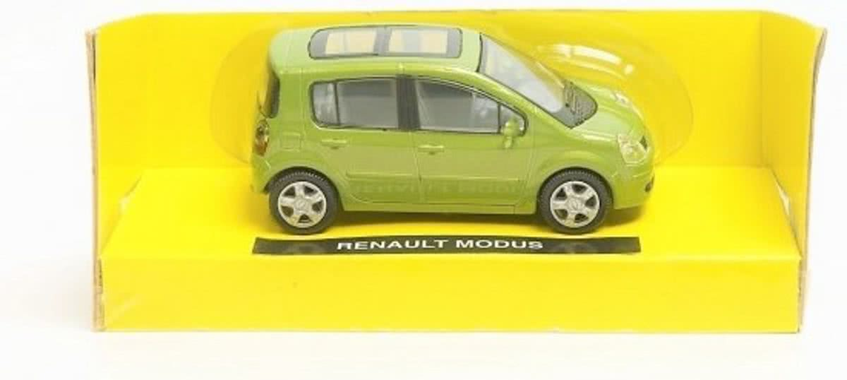 New Ray Renault Modus Groen 1:43