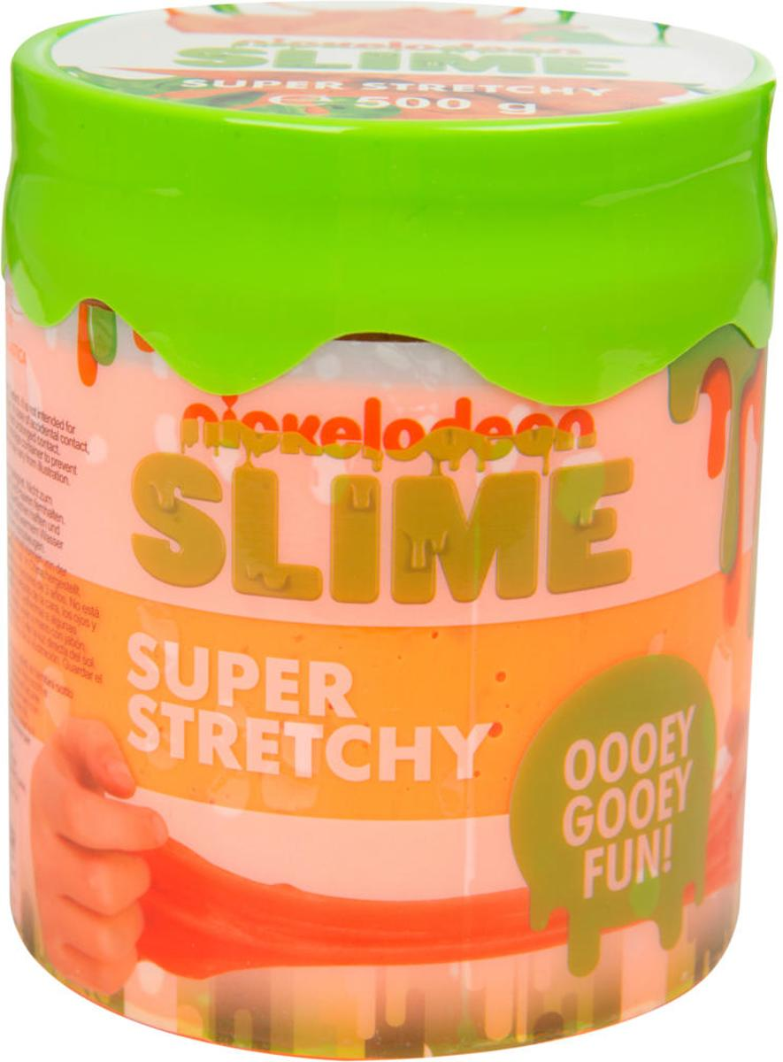 Nickelodeon Stretchy Orange Slime