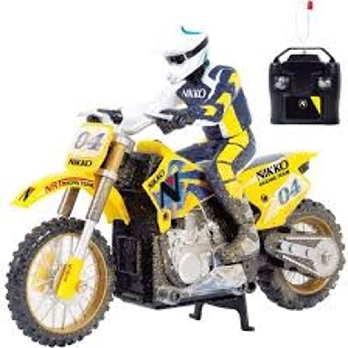 Cross Bike - RC Motor