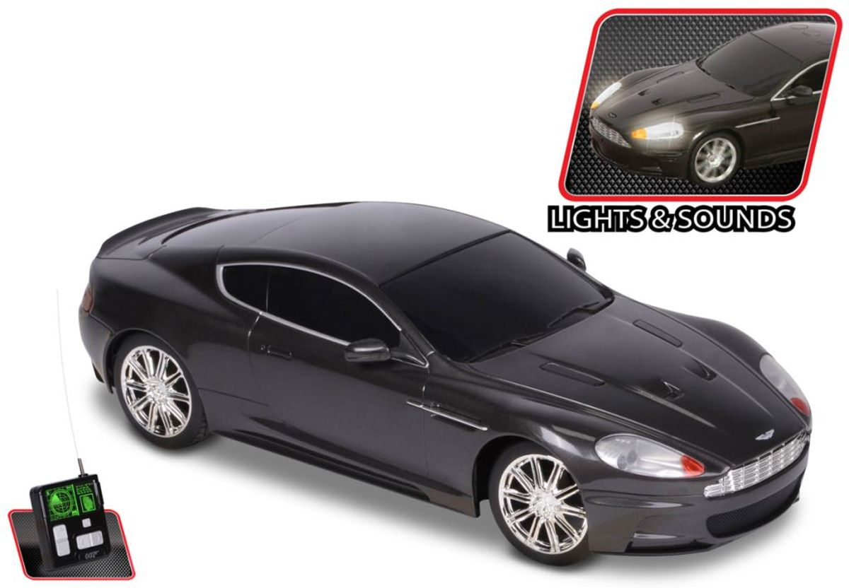 James Bond Aston Martin DBS - Bestuurbare auto