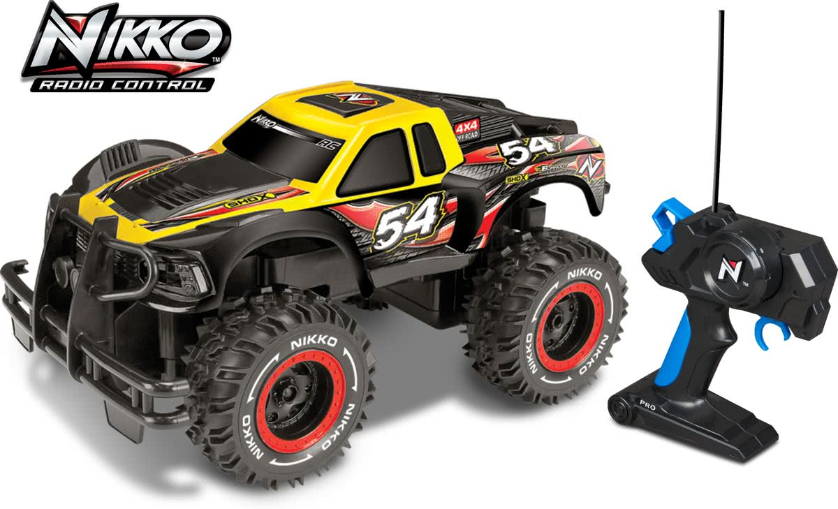 Off-Road Trophy Truck - RC Auto
