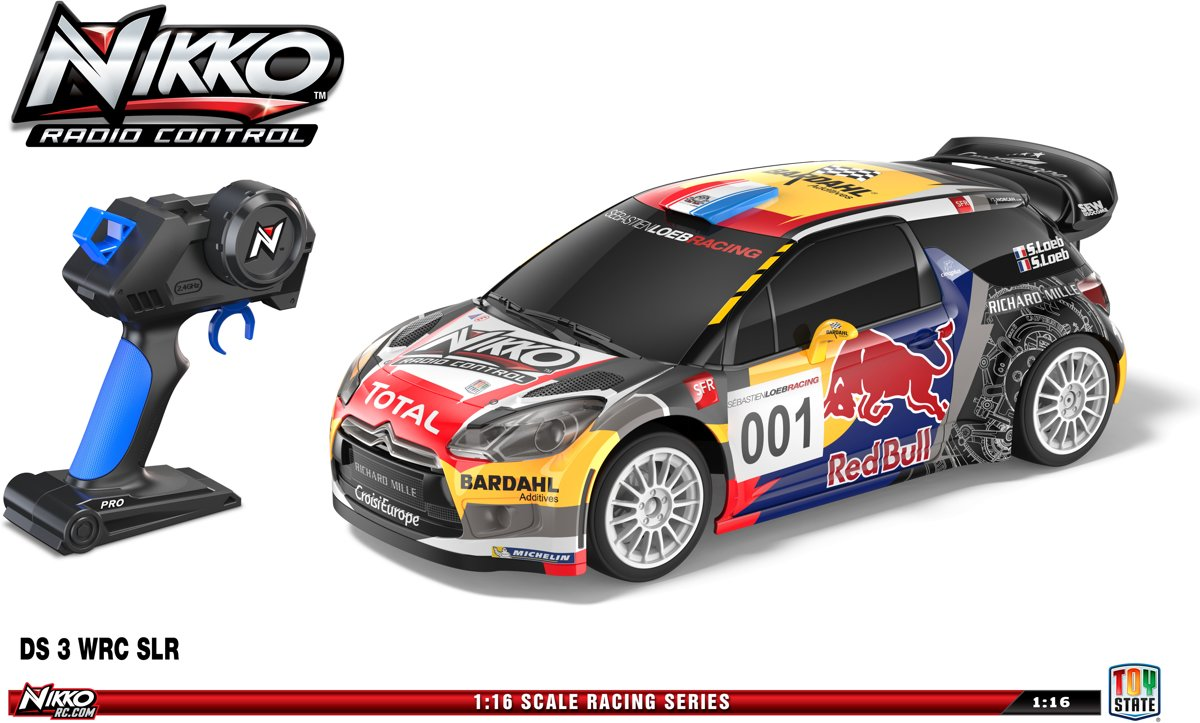 Racing Series DS3 WRC - Bestuurbare auto