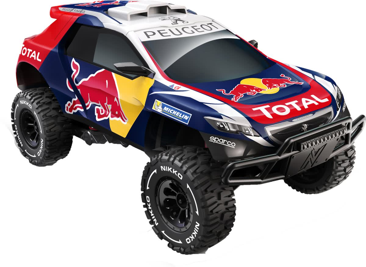 Red Bull Peugeot 2008 DKR Elite SFX - RC Auto