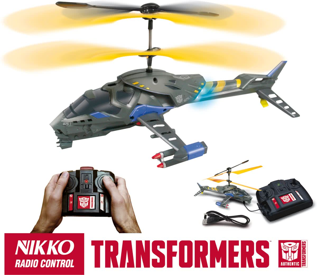 Transformers Helikopter - RC Helikopter