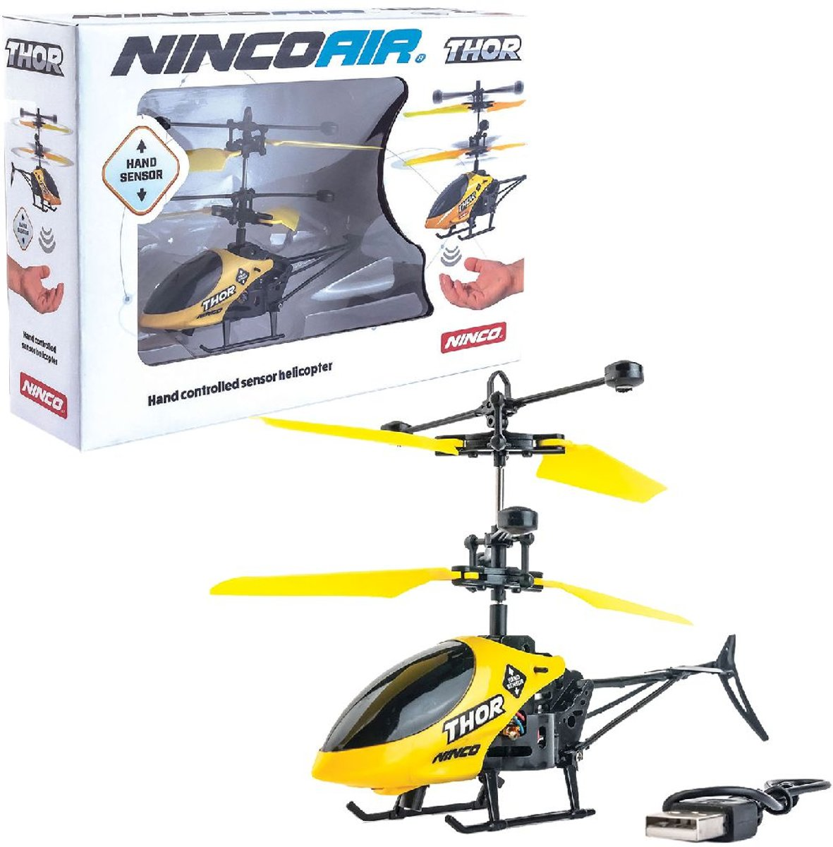 RC Thor Helicopter RTR