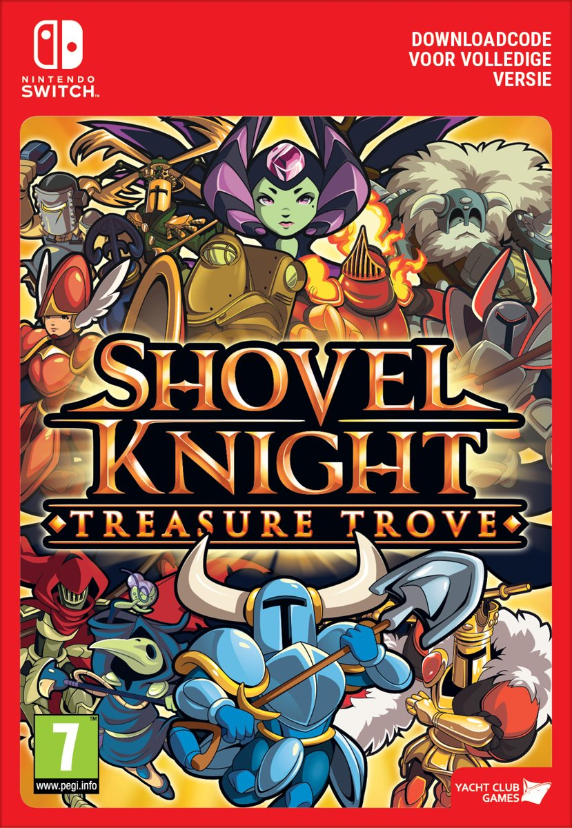 Shovel Knight Treasure Trove - Nintendo Switch
