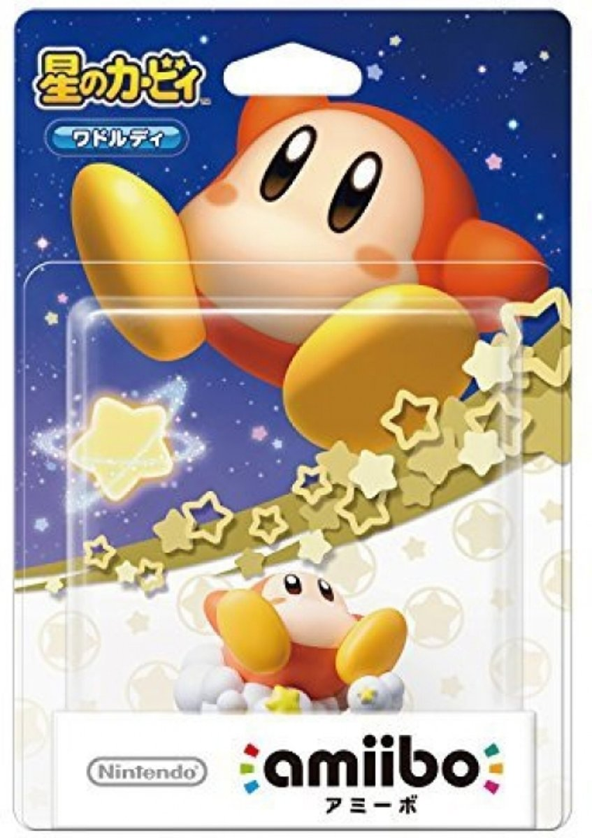 Amiibo Kirby - Waddle Dee (import Japan)