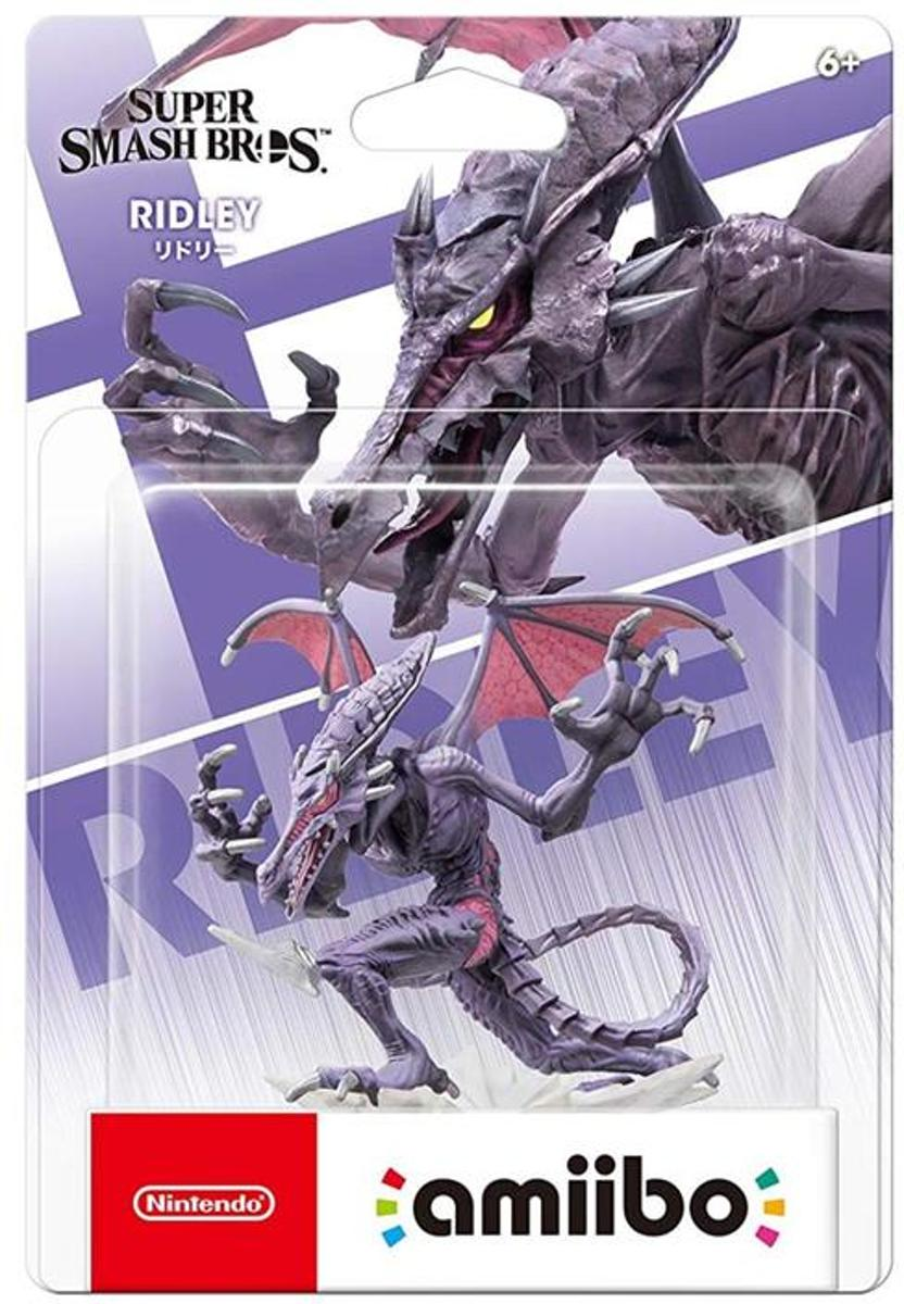 Amiibo Ridley - Super Smash Bros.
