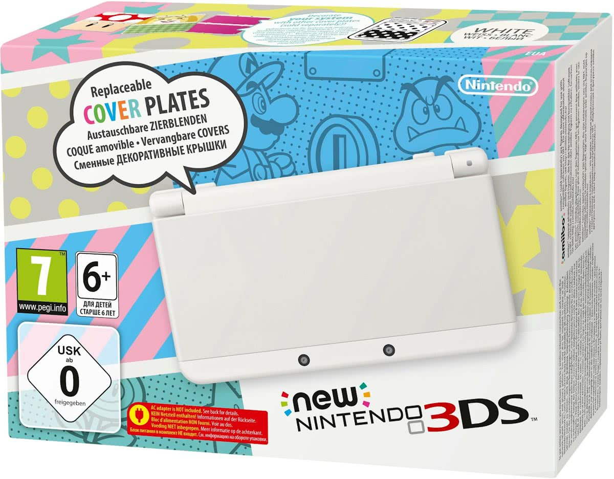 NEW   3DS - Wit
