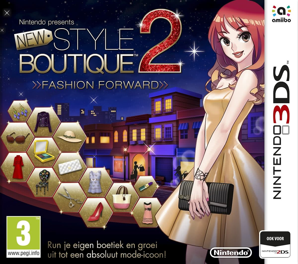 New Style Boutique 2, Fashion Forward - 2DS + 3DS