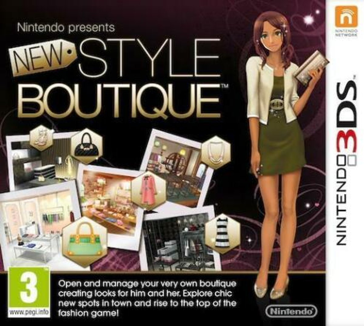 New Style Boutique /3DS