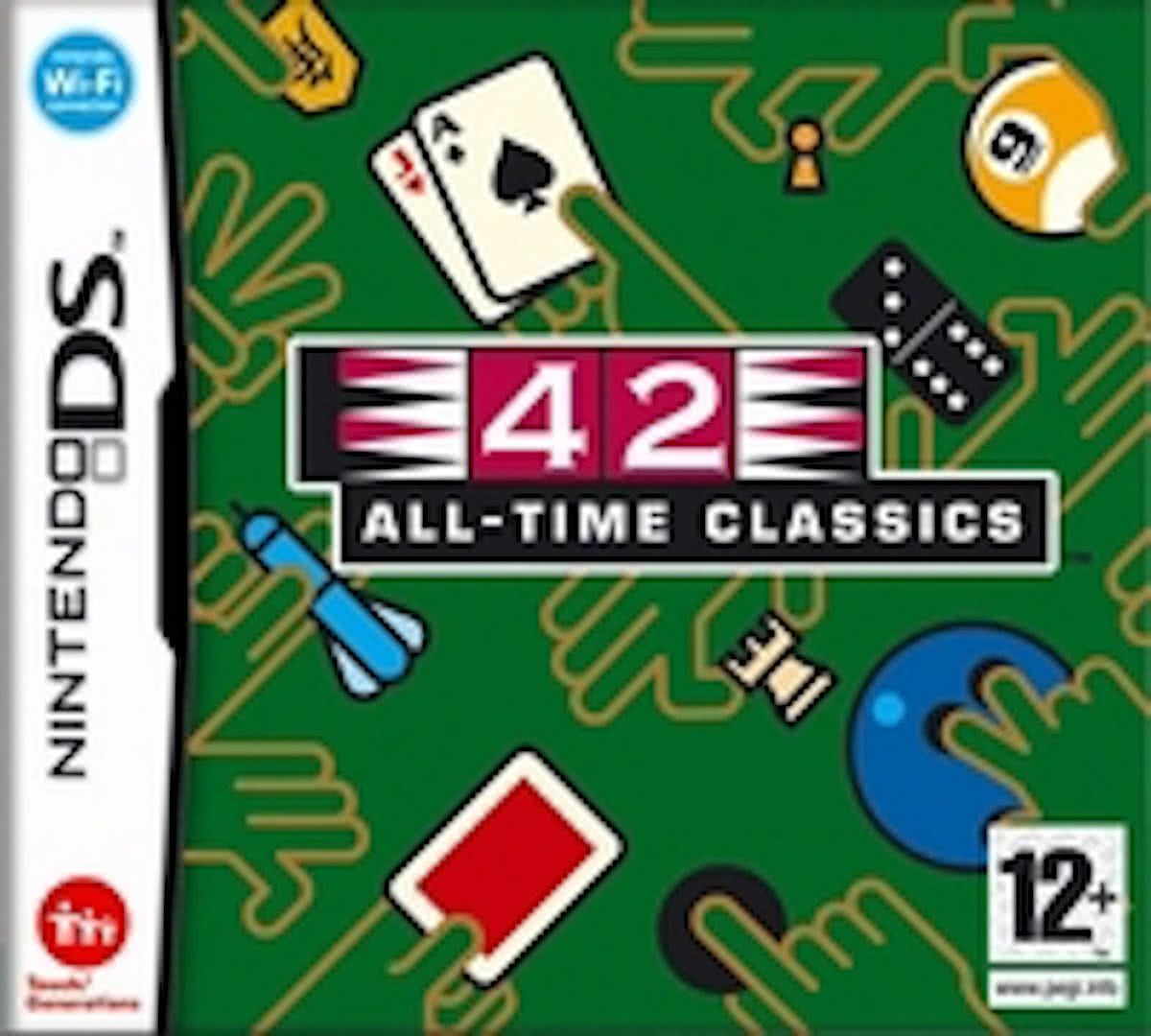 42 All Time Classics, DS