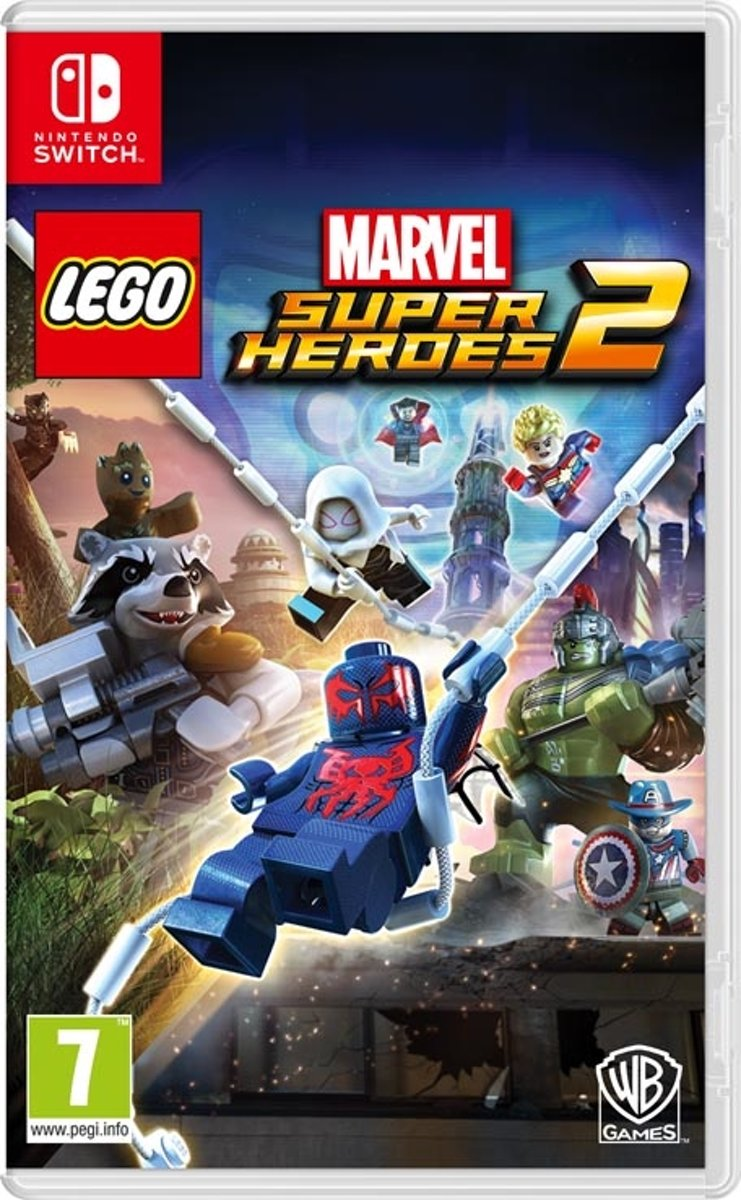Nintendo LEGO MARVEL Super Heroes 2 Basis Nintendo Switch video-game