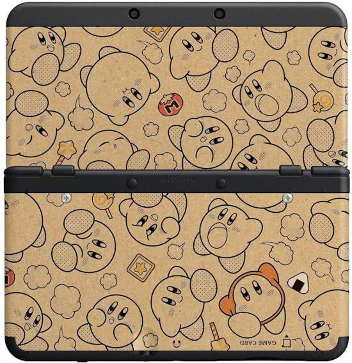 Nintendo New 3DS Cover 021 Kirby