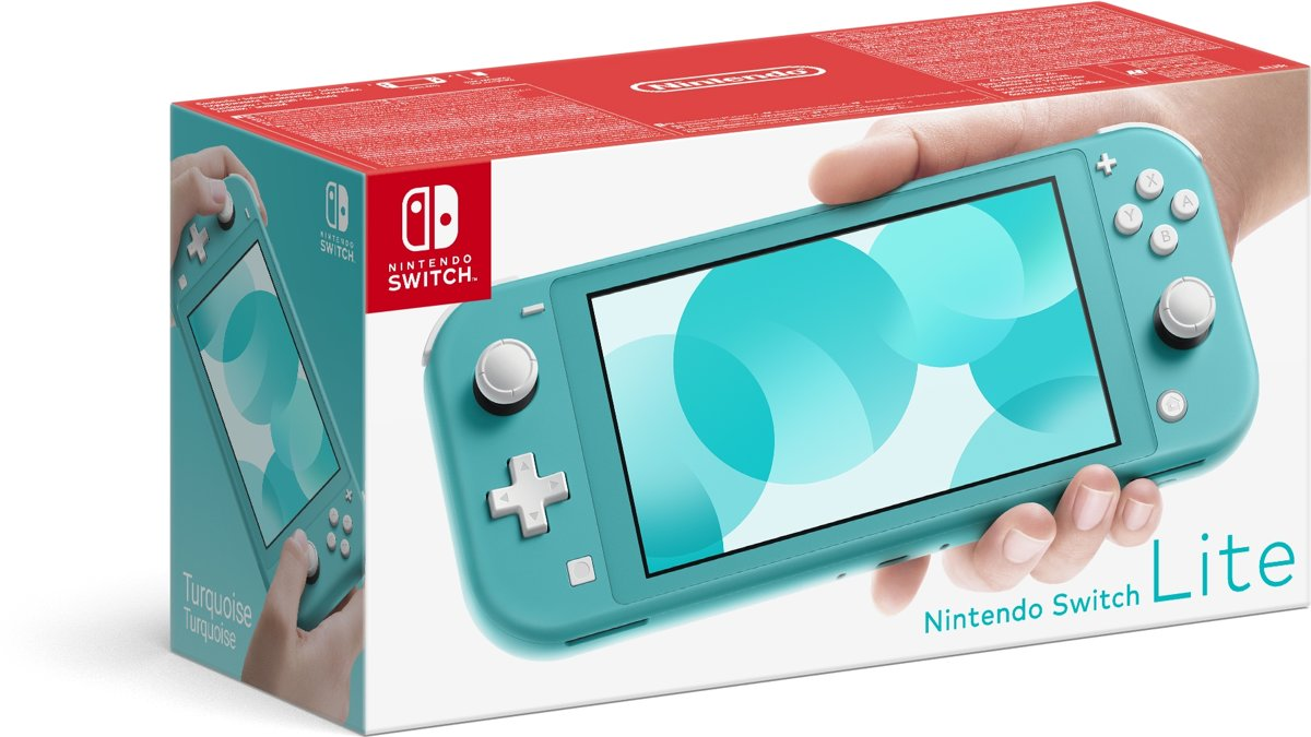 Switch Lite Console - Turkoois